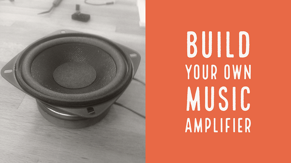 Build Your Own Music Player Course Cover