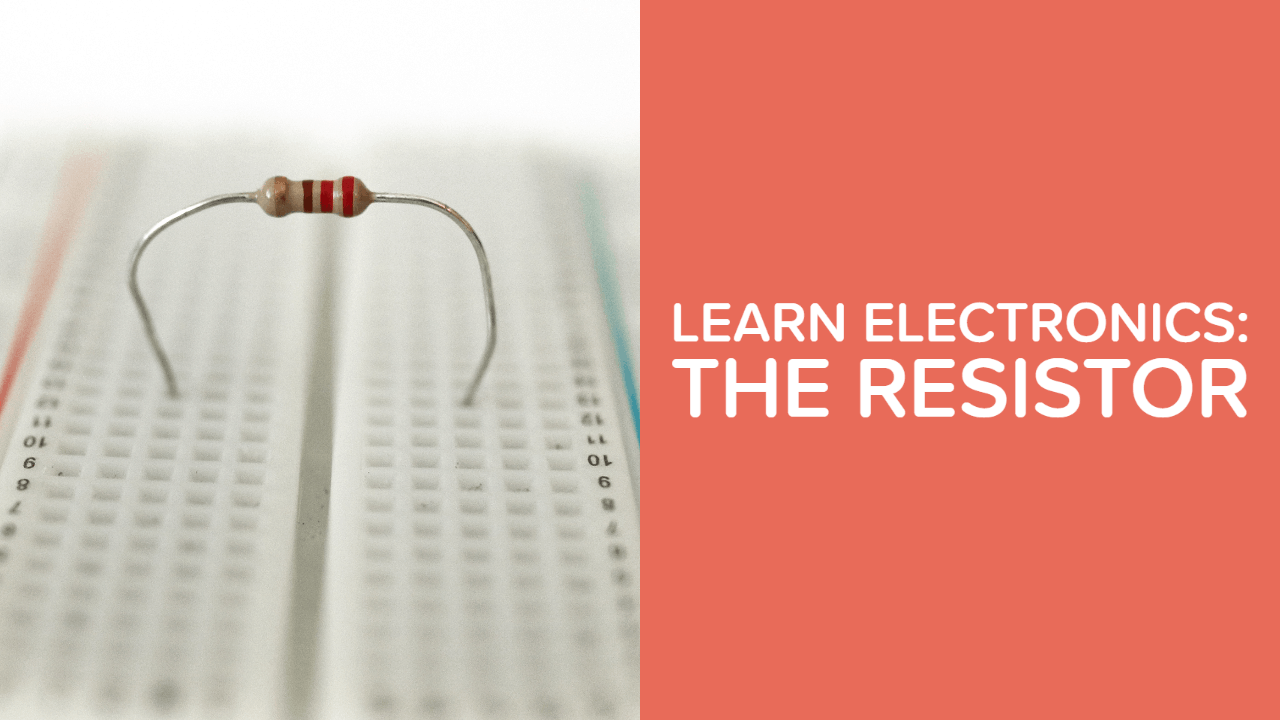 Cover image for resistor course