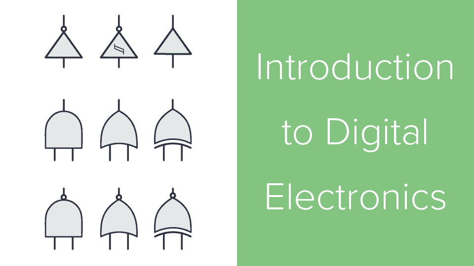 Introduction to Digital Electronics course cover