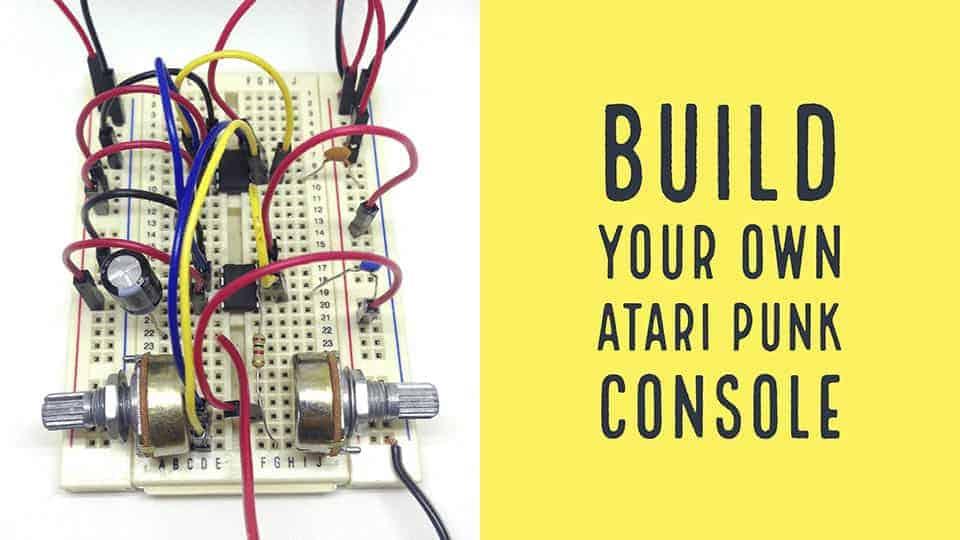 Arduino Punk Console
