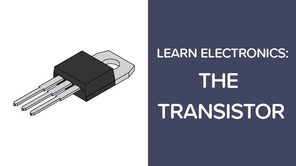 Transistor course cover
