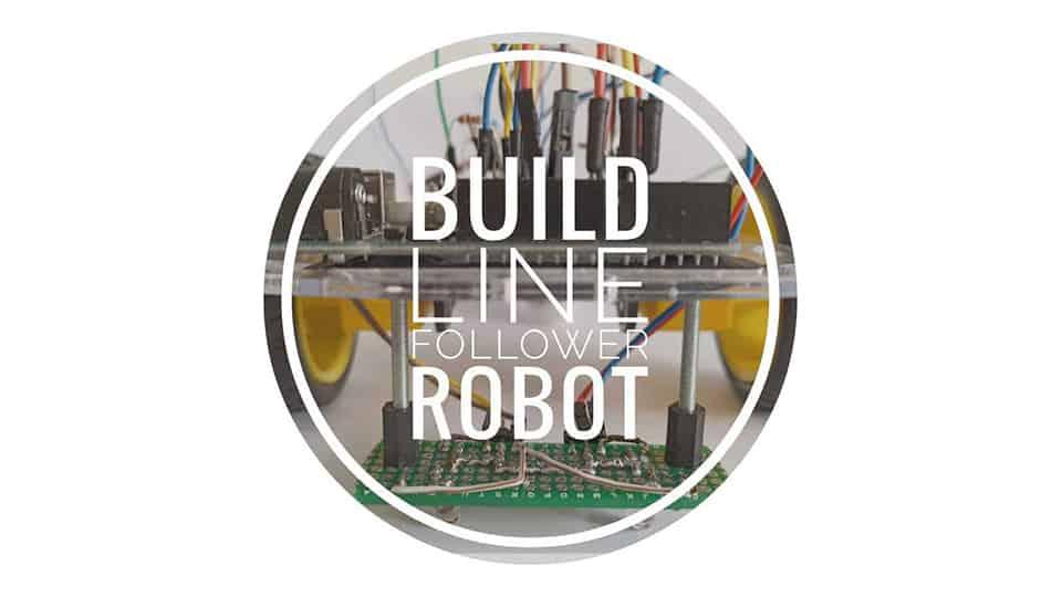 Line Follower Robot course cover